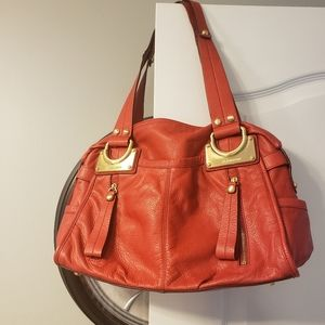 B Makoswky Montgomery East West Leather Bag